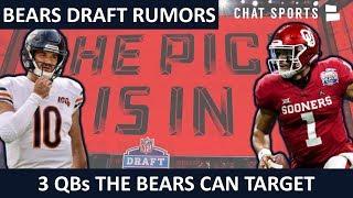 Chicago Bears Now: Top 3 Quarterbacks The Bears Should Target In The 2020 NFL Draft | Bears Rumors