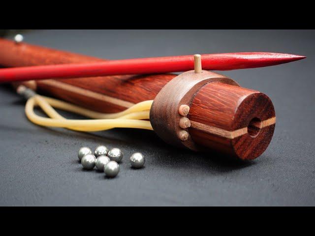 Удивительная рогатка с двумя функциями огня | Технология деревообработки | Деревянные поделки | EP 20