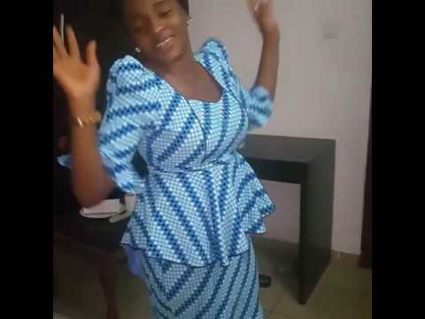 see the must beutiful hausa girl dancing on her room 2017 thumbnail