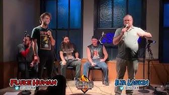 Comedy Fight Club 9.17.19: Fluke Human vs. Ilya Laksin