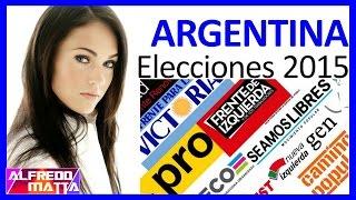 Elecciones Argentina 2015, El Clarin y Máximo Kirchner