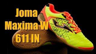 видео Футзалки Joma Maxima MAXW.604.IN
