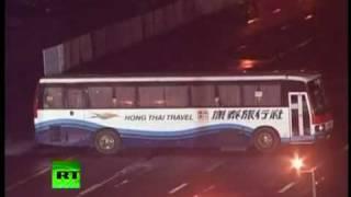 LIVE News - Polizei stürmt einen Bus mit Geiseln in Manila, Phillipines