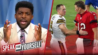 Wiley & Acho react to Brees' performance in Saints loss to Brady, Bucs   NFL   SPEAK FOR YOURSELF