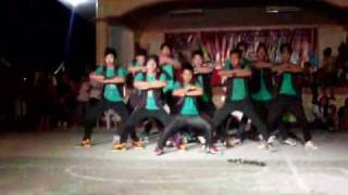 exclusive guys @ pulo dance contest jan 30,