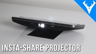 CINEMA em CASA - Review Projetor Moto Z Insta-Share