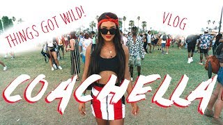 WILD COACHELLA VLOG X BEGINNING BOUTIQUE