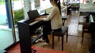 【サウンドで選ぶ!旧品番】10万円以内の電子ピアノ聴き比べ(カシオPX735) thumbnail