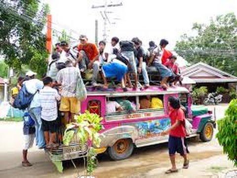 Jeepney Ride & Talk: Iligan City, Mindanao, Philippines