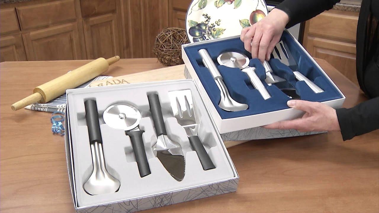 Rada Knife Set: Ultimate Utensil Gift Set | RadaCutlery.com