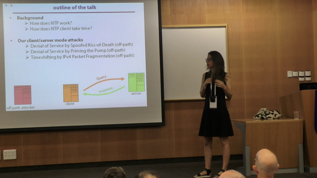 2 Day TCE 5th Summer School on Computer Security | Sharon Goldberg