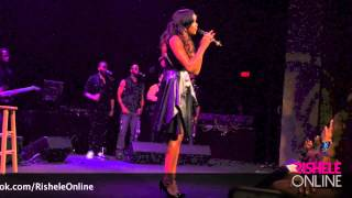 LeToya Luckett Gets Emotional During Washington, DC Performance (Torn)