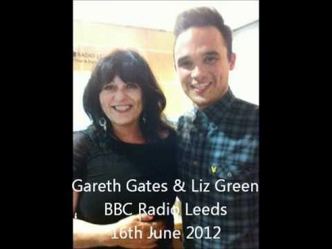 Gareth Gates chat to Liz Green, 16th May 2012