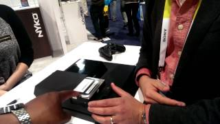 CES 2015 nyko ps4 data bank