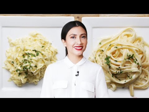 Homemade Vs. Store-bought: Pasta