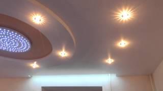 натяжные потолки,амега, саранск, двухуровневые,многоуровневые, подсветка,светодиодная подсветка, интерьер,люстра,светильники 3(, 2012-12-18T10:27:30.000Z)