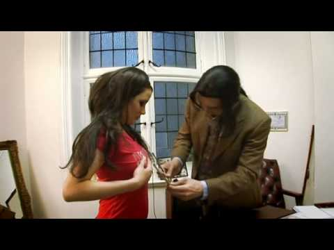 terry tibbs dating agency 3, terry tibbs visits a dating agency to get some tips on how to relate to women more successfully, while dufrais is allowed access to the set of n-dubz' music.