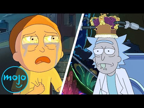 Top 10 Saddest Rick And Morty Moments