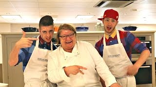 Cooking with Rosemary Shrager  Twist and Pulse
