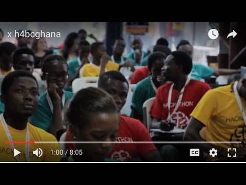 Hack for Big Choices, Ghana- The largest hackathon of the continent