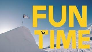 FUN TIME | 雪上生活 Snow Lifestyle