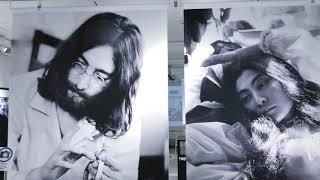 1969年ジョン・レノンとオノ・ヨーコが歴史に残るべッド・インを行った...