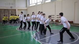 Васюкова Юлия Максимовна фрагмент урока по физической культуре 2017