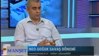 Tvnet-Manset-Ali Değermenci-Konuk: Yrd. Doç. Dr. Vügar İmanbeyli-04.03.2014