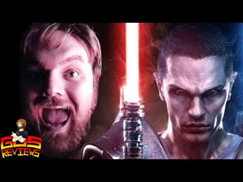 """Gus Reviews """"Star Wars: The Force Unleashed"""""""