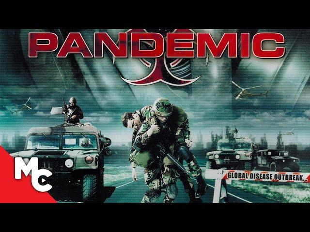 Pandemic | Full Movie Sci-Fi Thriller | Virus Outbreak