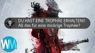 TOP 10 der härtesten PLAYSTATION-TROPHÄEN