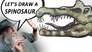 The Spinosaurus, Back To The Drawing Board