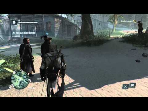 "Assassin's Creed IV: Black Flag - Follow Blackbeard & Benjamin Hornigold ""Republic, Medicine"" Chat"