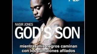 Nas-The Cross subtitulado español