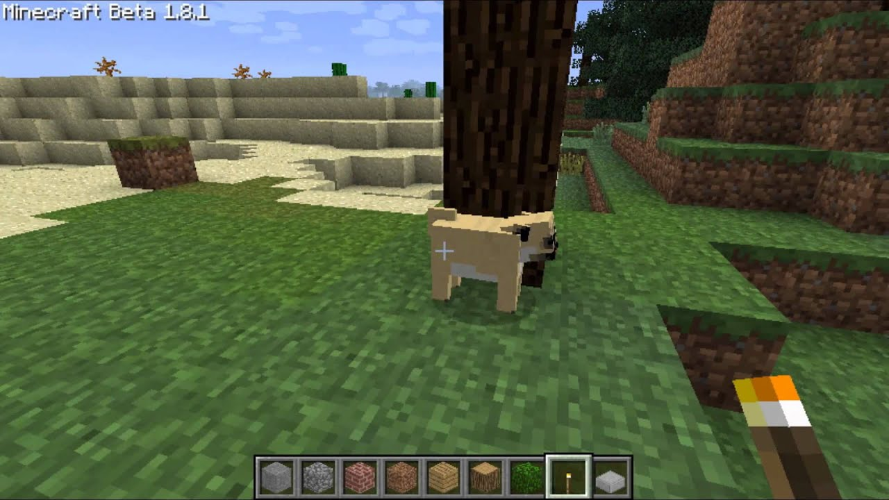 More Dogs Mod Minecraft
