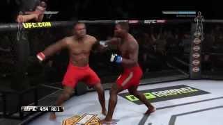 FIGHT FRIDAY / Jon Jones vs Anthony Johnson / EA SPORTS UFC