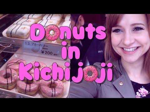 Day in my Life: Donuts & Karaoke in Kichijoji, Tokyo | Sharla's Life
