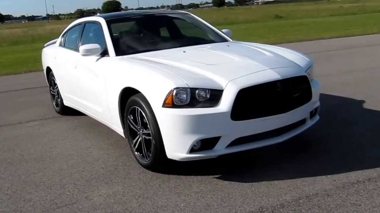 2013 Dodge Charger Sxt Awd On Thetxannchannel Youtube