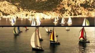 Hellenic-Turkish Elounda Peninsula Sailing Week 2012 Promo Video(The Elounda Peninsula all suite Hotel in conjunction with the the Sailing Club of Aghios Nikolaos