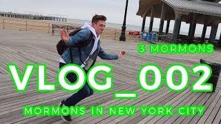 Mormons in New York City   3 Mormons Vlog