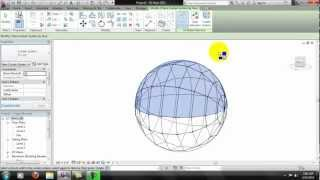 Autodesk Revit Focus: Glass Dome