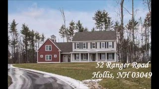 Custom Hollis Home for sale- 52 Ranger Rd, Hollis, NH 03049