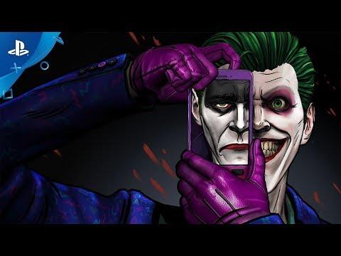 Batman: The Enemy Within – Season Trailer   PS4