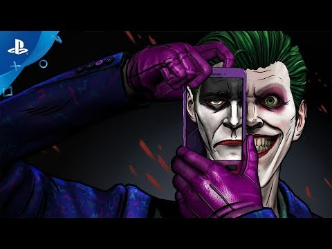 Batman: The Enemy Within – Season Trailer | PS4