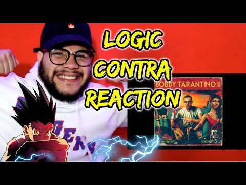 Logic - Contra (Official Audio) * SONG WAS HYPE AF*  REACTION & THOUGHTS | JAYVISIONS