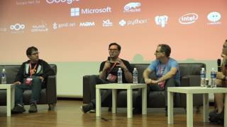 Artificial Intelligence - Panel - Andrew Selle - FOSSASIA Summit 2017