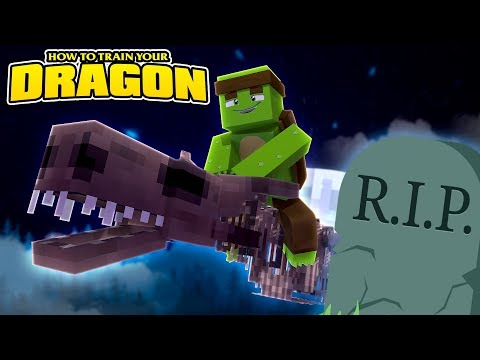 HOW TO TRAIN YOUR DRAGON #7 - OUR DRAGON DIES! 😭