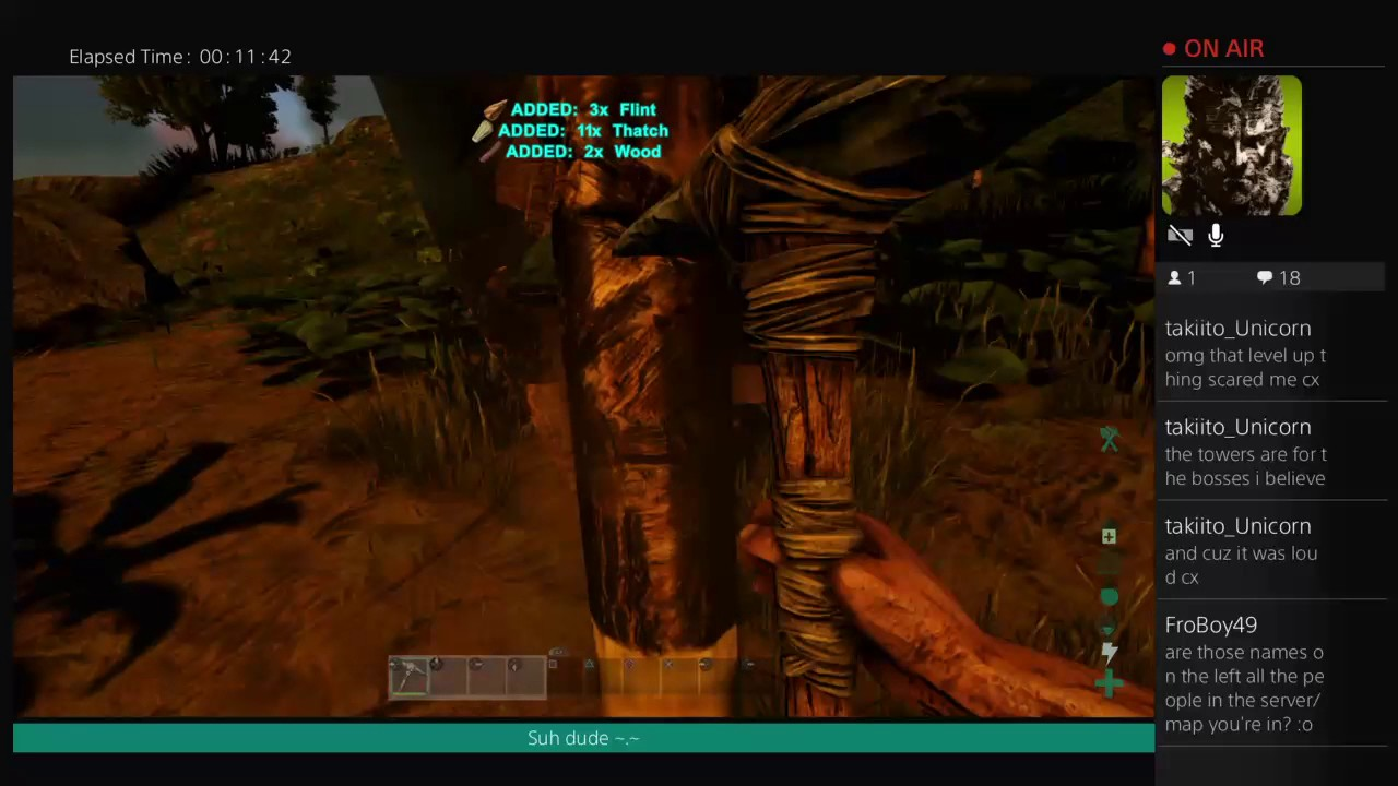 ark survival evolved ps4 how to play