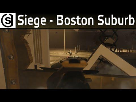 Rainbow Six Siege - Boston Suburb Ranked