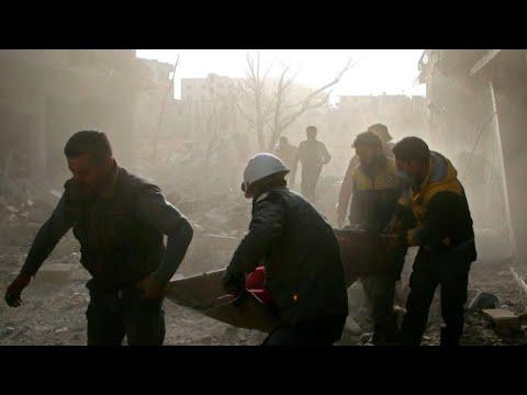 U.S. halts funding for Syria's White Helmets